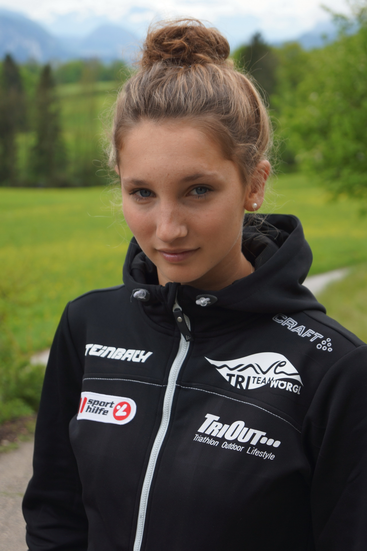 Therese Feuersinger 01 in TriOut Racing Team